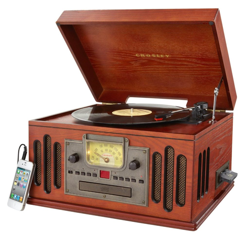 Crosley CR704C-PA musician best turntable record player