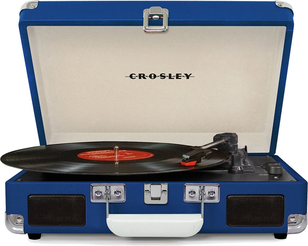 crosley cruiser deluxe best record players 2017 portable