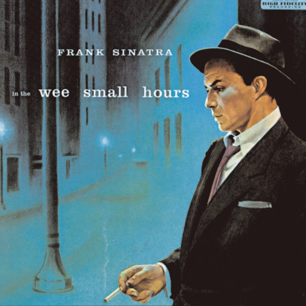 Frank sinatra wee small hours best vinyl album cover artwork record player