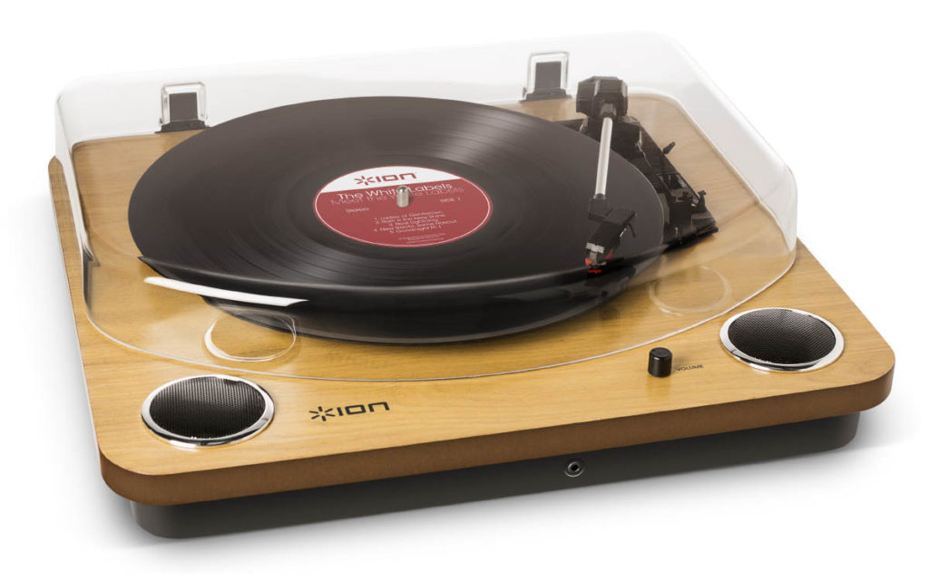 ION Audio Max LP best portable record player 2017