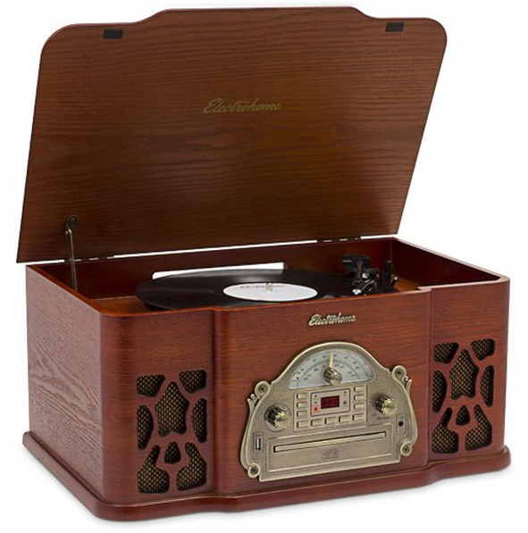 Electrohome Wellington best record players turntable 2017