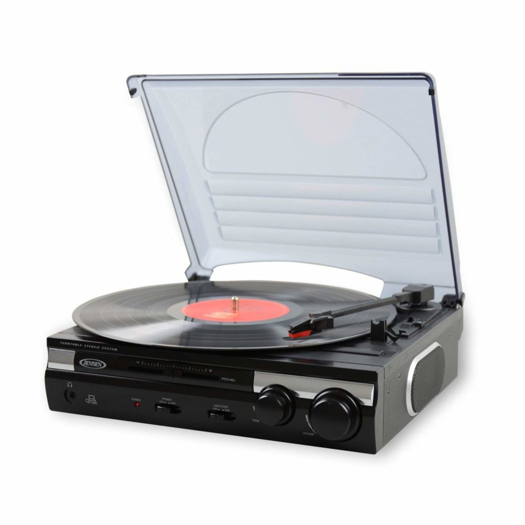 jensen jta-230 best turntables under 100 record player