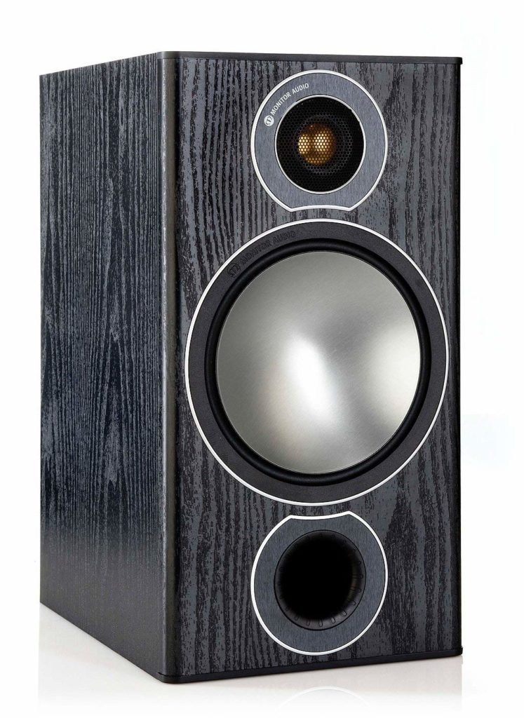 Monitor Audio Bronze 2 Best Powered Bookshelf Speaker Under 500
