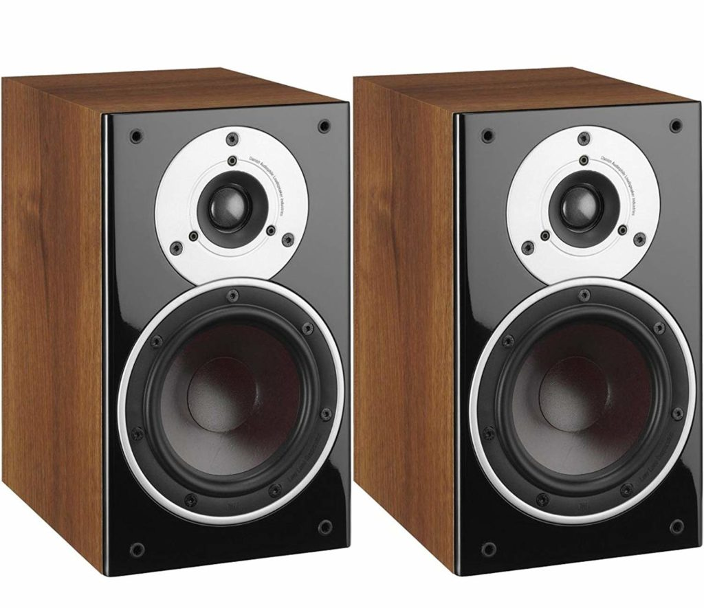 DALI Zensor 1 Best Powered Bookshelf Speakers Under 500