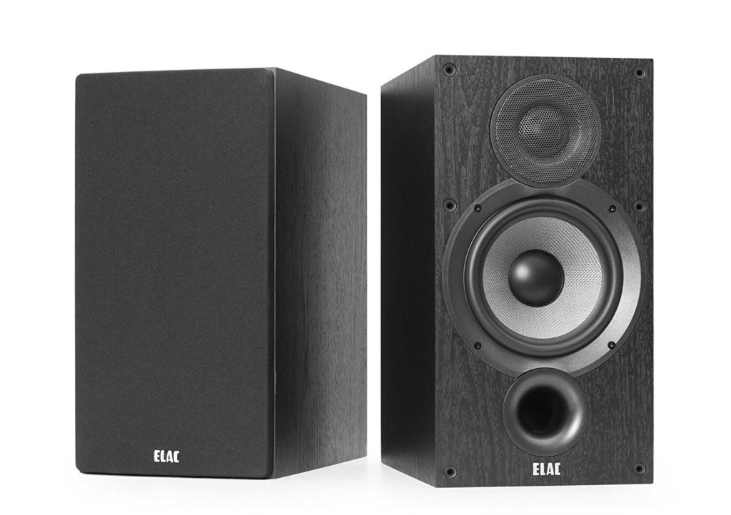 ELAC Debut 20 B62 Best Powered Bookshelf Speakers Under 500