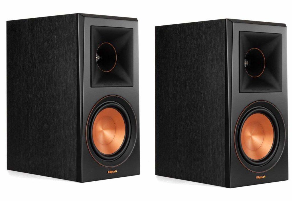 Klipsch RP 600M Best Powered Bookshelf Speakers Under 1000